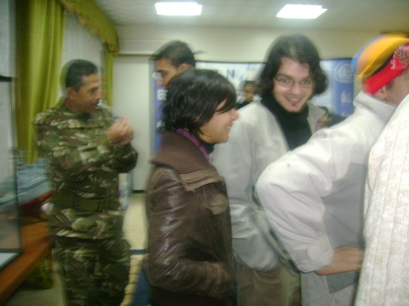 Visite de L'ECRN  Base Navale de la 2eme RM Oran Photo_15