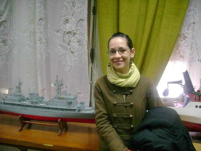 Visite de L'ECRN  Base Navale de la 2eme RM Oran Photo_16