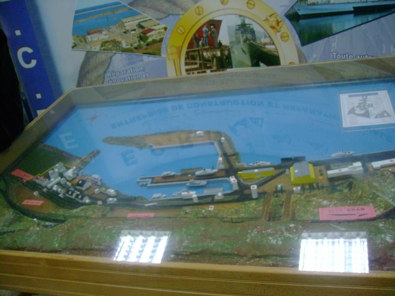 Visite de L'ECRN  Base Navale de la 2eme RM Oran Photo_20