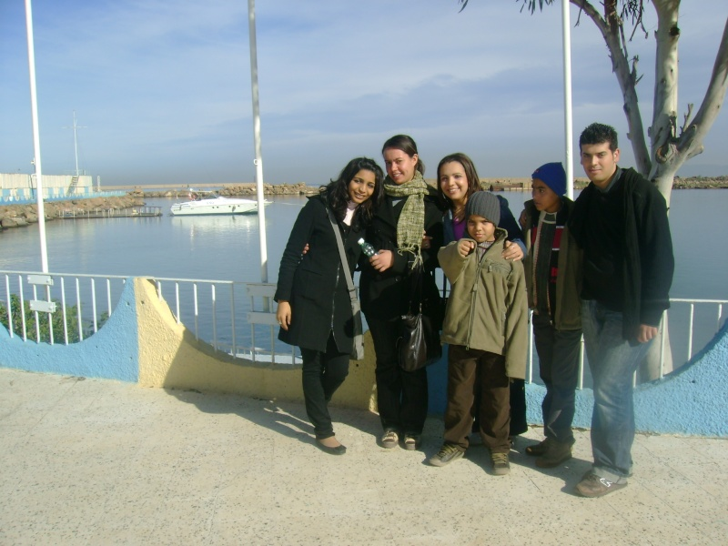 Visite de L'ECRN  Base Navale de la 2eme RM Oran Photo_25