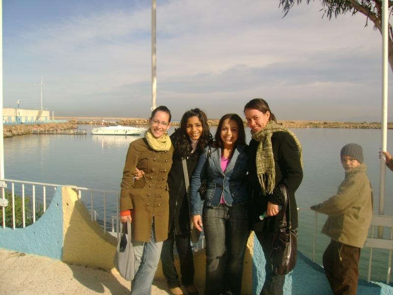Visite de L'ECRN  Base Navale de la 2eme RM Oran Photo_26