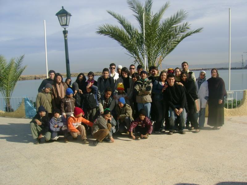 Visite de L'ECRN  Base Navale de la 2eme RM Oran Photo_27
