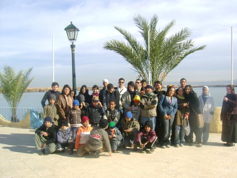 Visite de L'ECRN  Base Navale de la 2eme RM Oran Photo_28