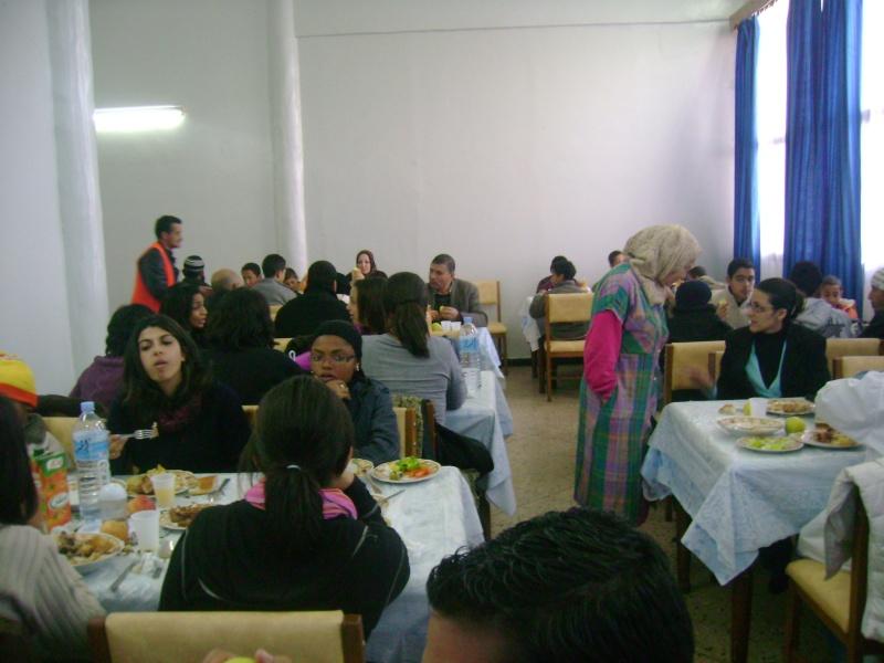 Visite de L'ECRN  Base Navale de la 2eme RM Oran Photo_32