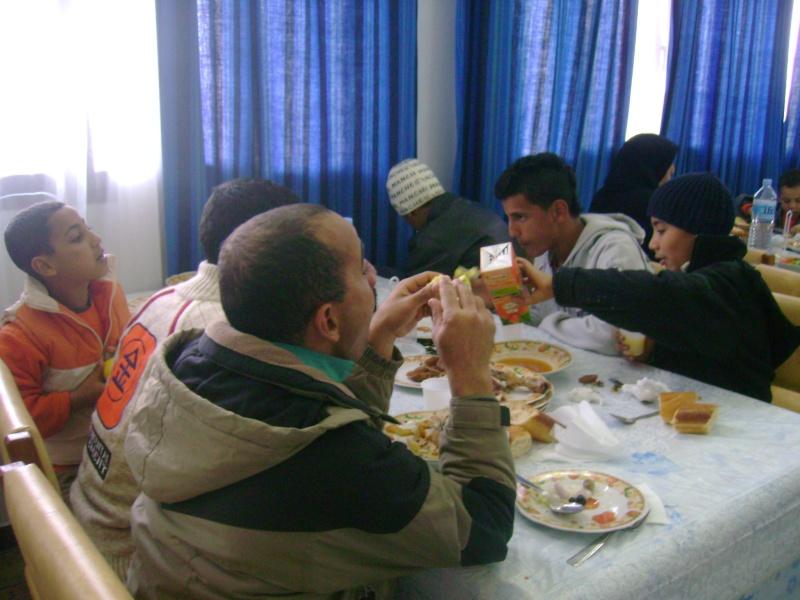 Visite de L'ECRN  Base Navale de la 2eme RM Oran Photo_34