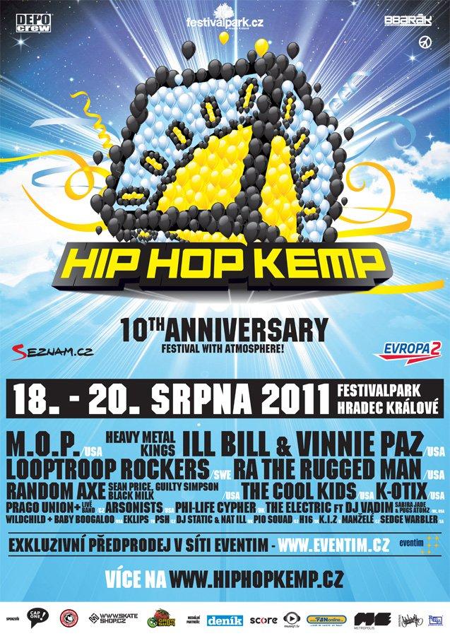 [Republique Tchèque] Hip-Hop Kemp (18-20 Août) 21966110
