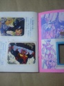 "Mini album de stickers amada avec images ""3D"" Goty0511"