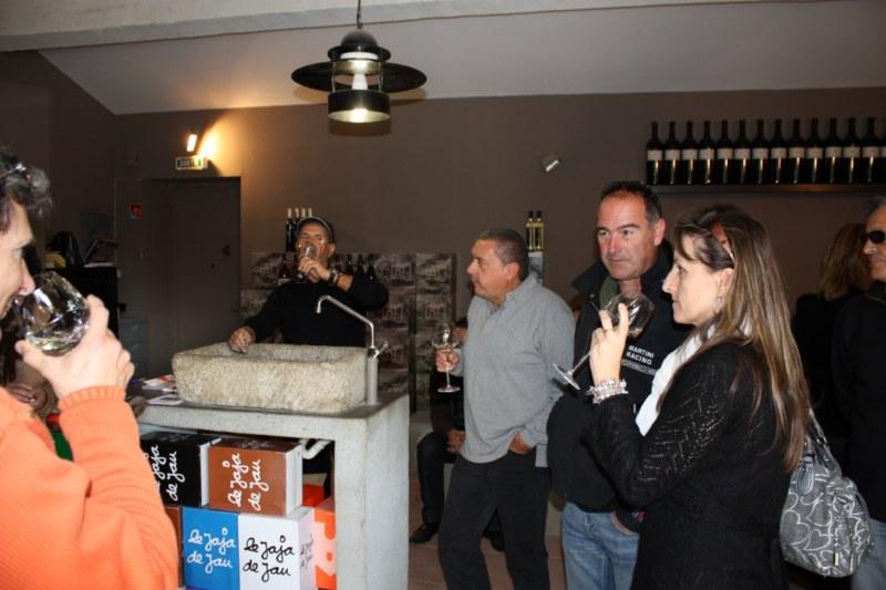 compte rendu  sortie Corbières 30/31 Octobre  2010 Corb1027