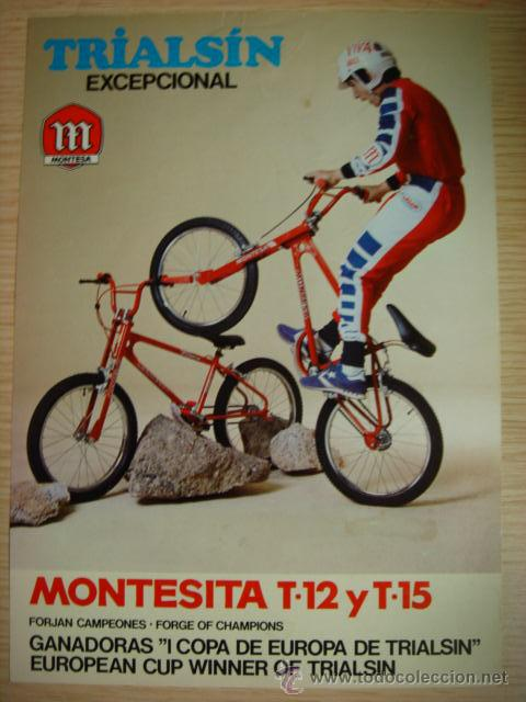 montesa T-12 et T-15 trialsin  Montes10
