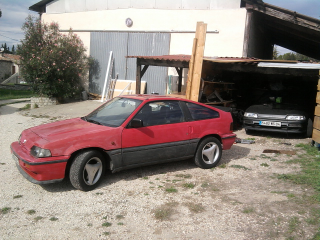 restauration honda crx as53 Photo025
