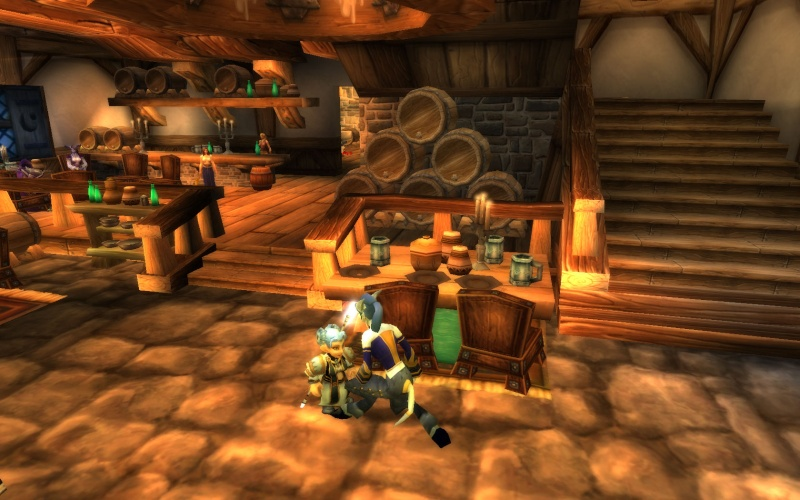 Whitestar Snapshots book (WOW RP screenshots) Wowscr12