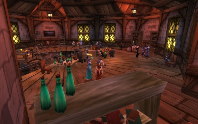 Whitestar Snapshots book (WOW RP screenshots) Wowscr14