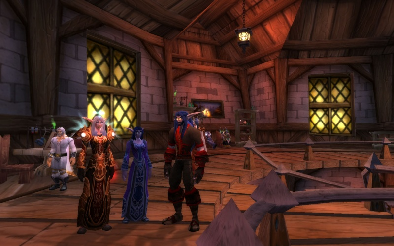 Whitestar Snapshots book (WOW RP screenshots) Wowscr17