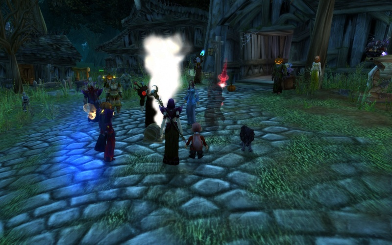 Whitestar Snapshots book (WOW RP screenshots) Wowscr46