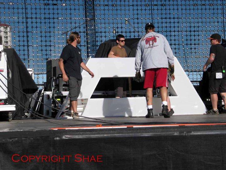 Comment on construit une triade pour la scène de 30 Seconds To Mars ? 01011