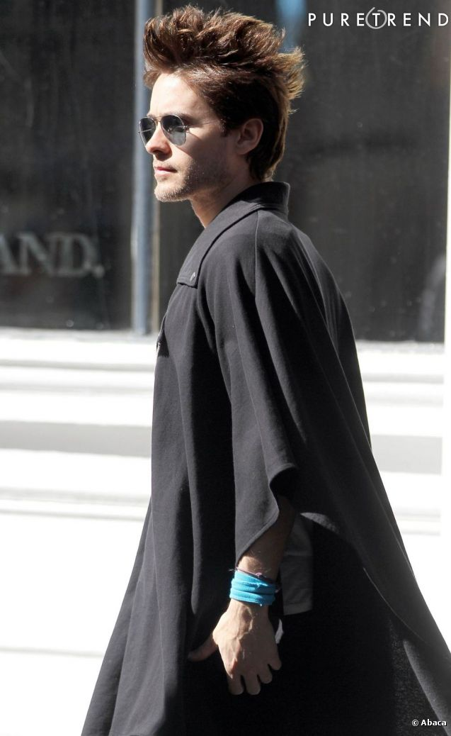 Le flop mode : Jared Leto, Sangoku en ville  52211010