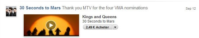 Ping de 30 seconds to mars  Ping_010