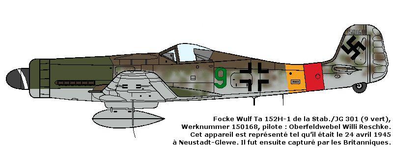 Me109E3 Français Ta152h10