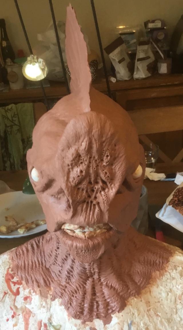 modelage de masques créatures 68515810
