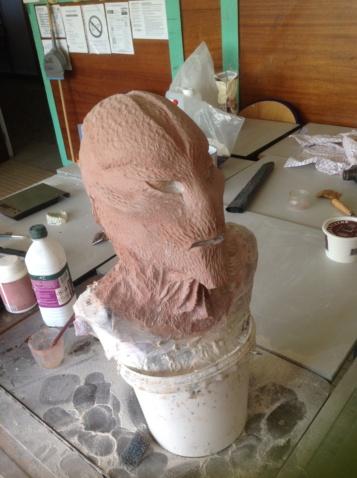 modelage de masques créatures 75119a10
