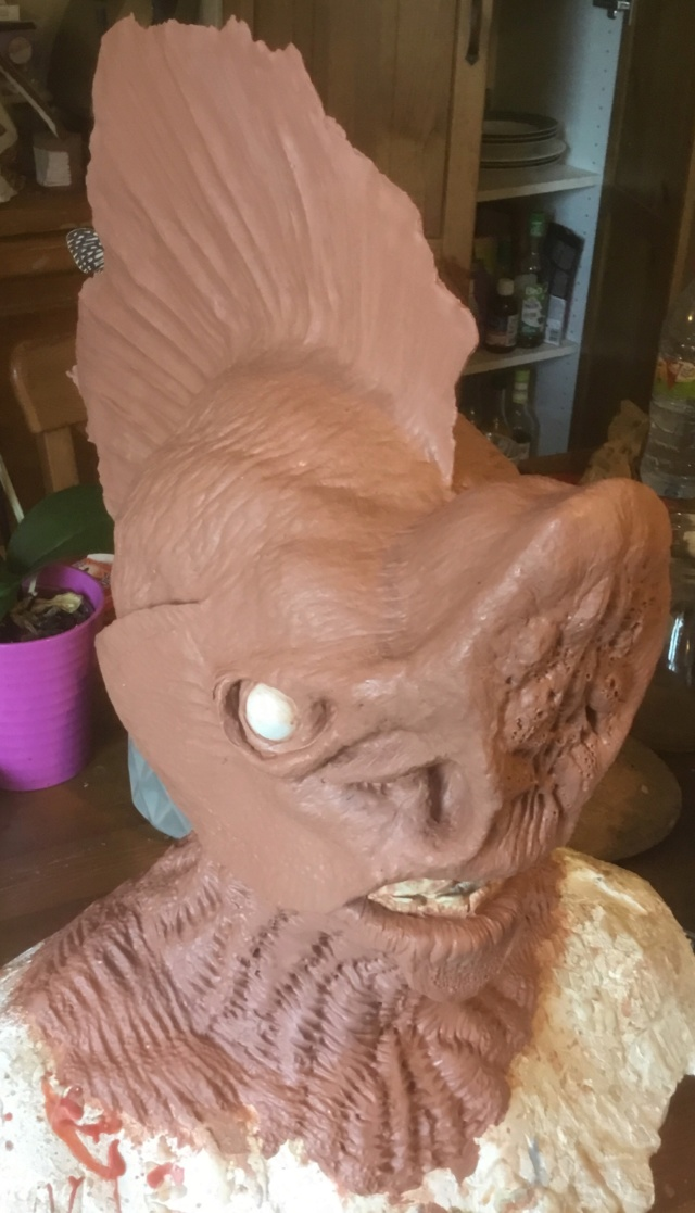 modelage de masques créatures E98ec310