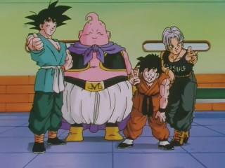 Dragon Ball Z : Épisodes 289-290-291 290210