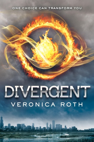 Divergent, Veronica Roth Diverg11