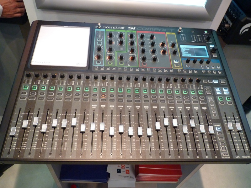 Soundcraft Si Compact Si10
