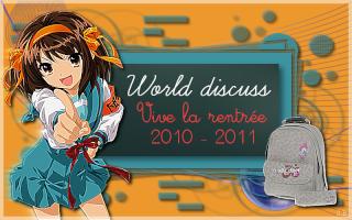 World Discuss' Bannie11