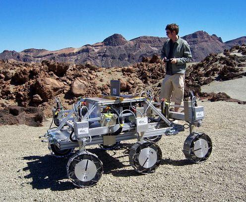 EXOMARS - Le programme des deux missions à destination de Mars - Page 2 Bridge11