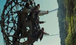 Pirates of the Caribbean (Trilogie) Coffre17