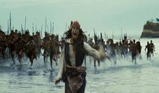Pirates of the Caribbean (Trilogie) Coffre18