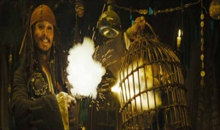 Pirates of the Caribbean (Trilogie) Coffre19
