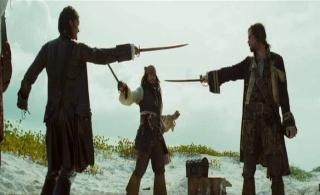 Pirates of the Caribbean (Trilogie) Coffre28