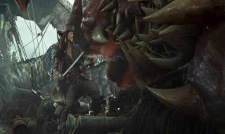 Pirates of the Caribbean (Trilogie) Coffre30