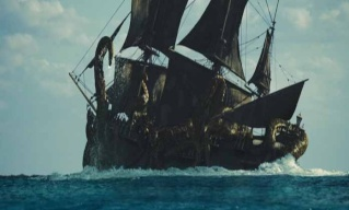 Pirates of the Caribbean (Trilogie) Coffre31