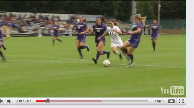 Video Highlights of UW Game Screen13