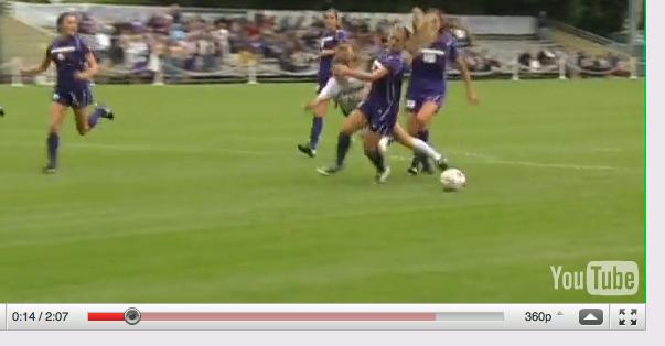 Video Highlights of UW Game Screen14