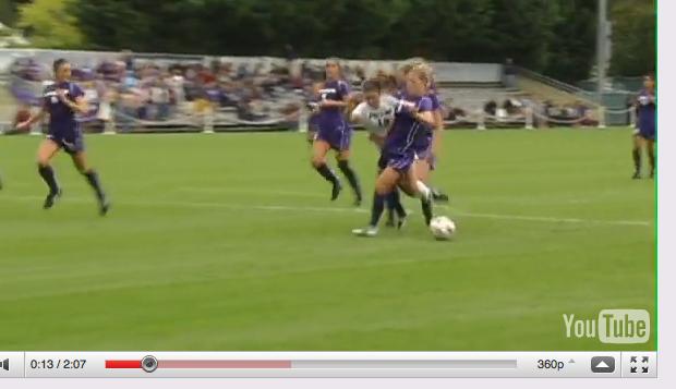 Video Highlights of UW Game Screen16