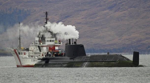Trafalgar & Astute Class Submarine (SSN Fleet Submarines) - Page 2 610x32
