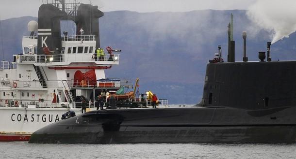 Trafalgar & Astute Class Submarine (SSN Fleet Submarines) - Page 2 610x33