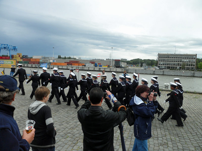 Fastes des Cadets de Marine à Bruxelles le 18/06/2011 Sam_1212