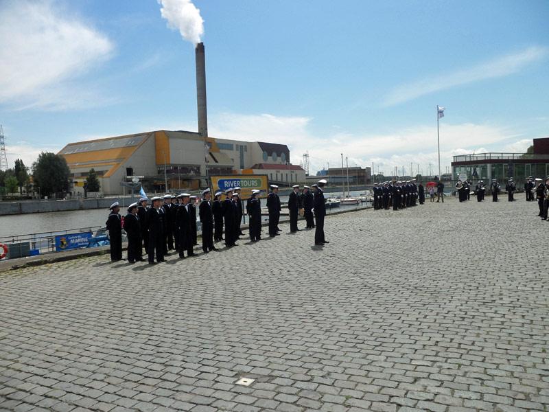 Fastes des Cadets de Marine à Bruxelles le 18/06/2011 Sam_1219
