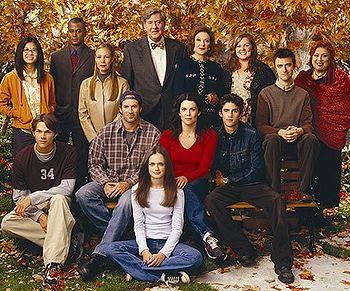 Gilmore Girls saison 2 Gilmor11