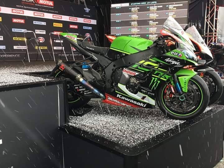 World Superbike et Supersport 2019 - Page 5 56970910