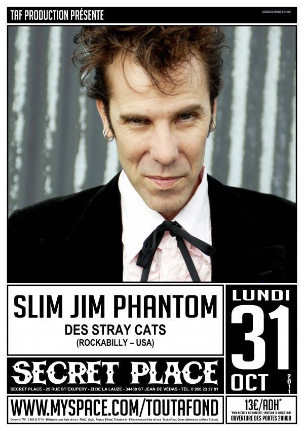 Concert de Slim Jim Secret10