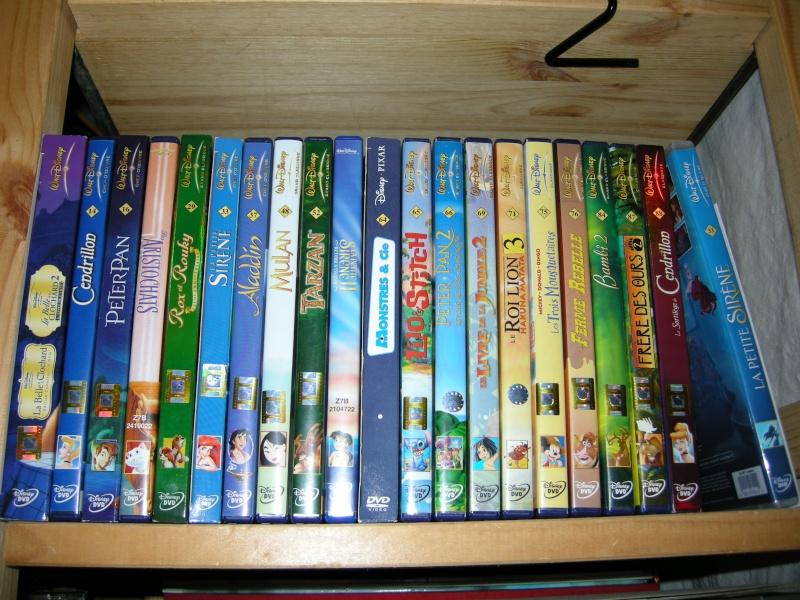 Postez les photos de votre collection de DVD Disney ! - Page 5 Dscn2510