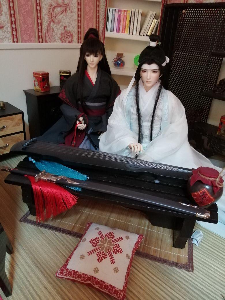 [Vendu] Ringdoll Wei WuXian & Lan WangJi  [Ne pas supprimer] Img_2012