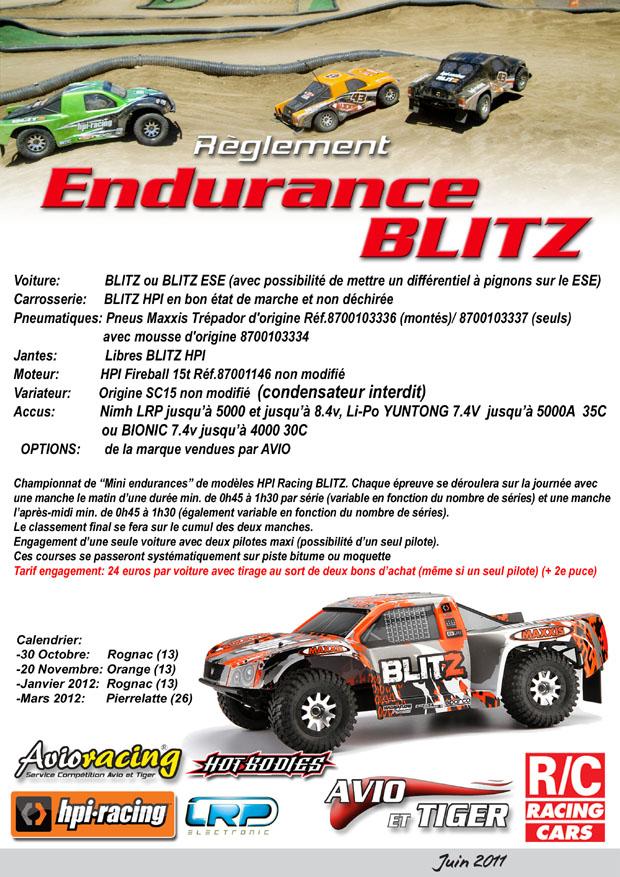 Règlement Mini Endurance Blitz 2012 Rglten15
