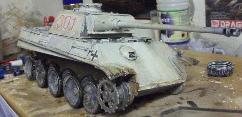 Panther G late version [ Academy 1/25° ] ( TERMINE ) 00119